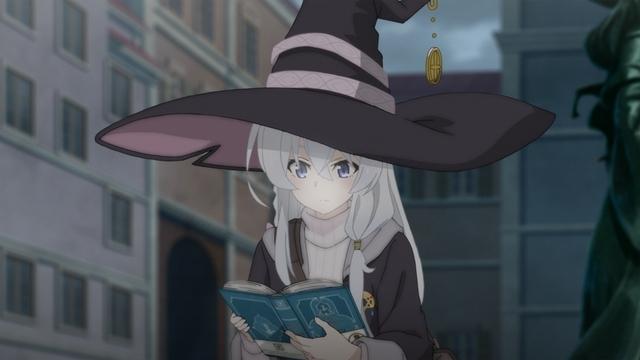 魔女の旅々のアニメ第5話:フランの黒歴史