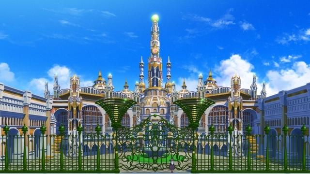 魔女の旅々のアニメ第5話:王立セレステリア