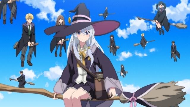 魔女の旅々のアニメ第5話:イレイナ包囲