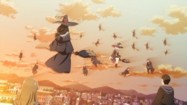 魔女の旅々のアニメ第5話:フランと再会
