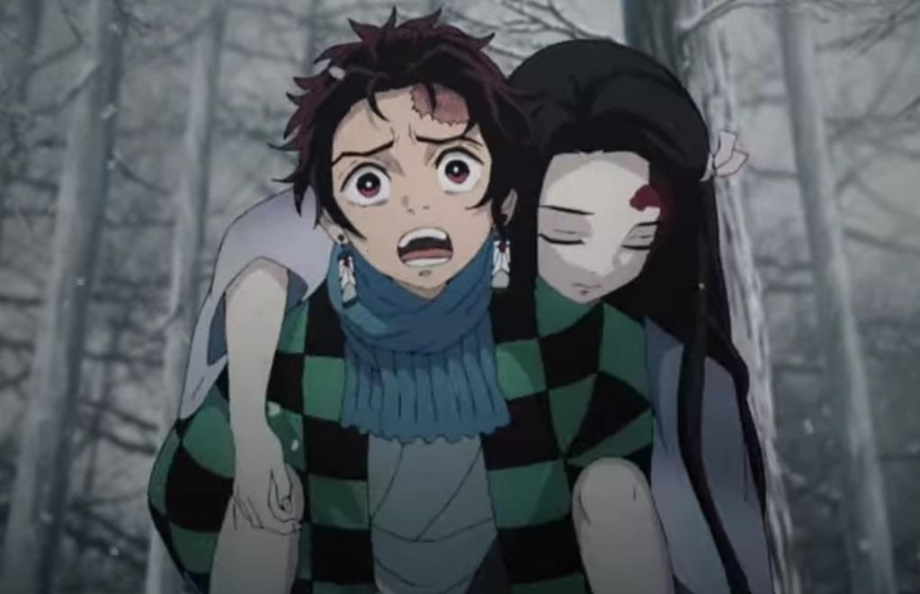 鬼滅の刃のアニメ第1期