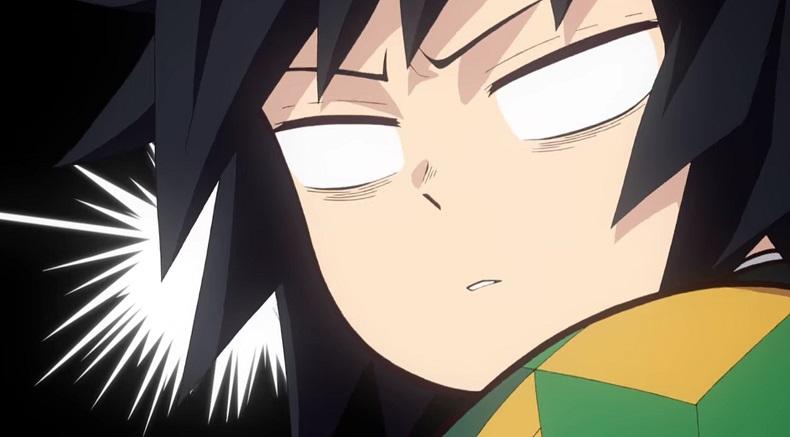 冨岡義勇のかわいいシーン②しのぶのダメ押し