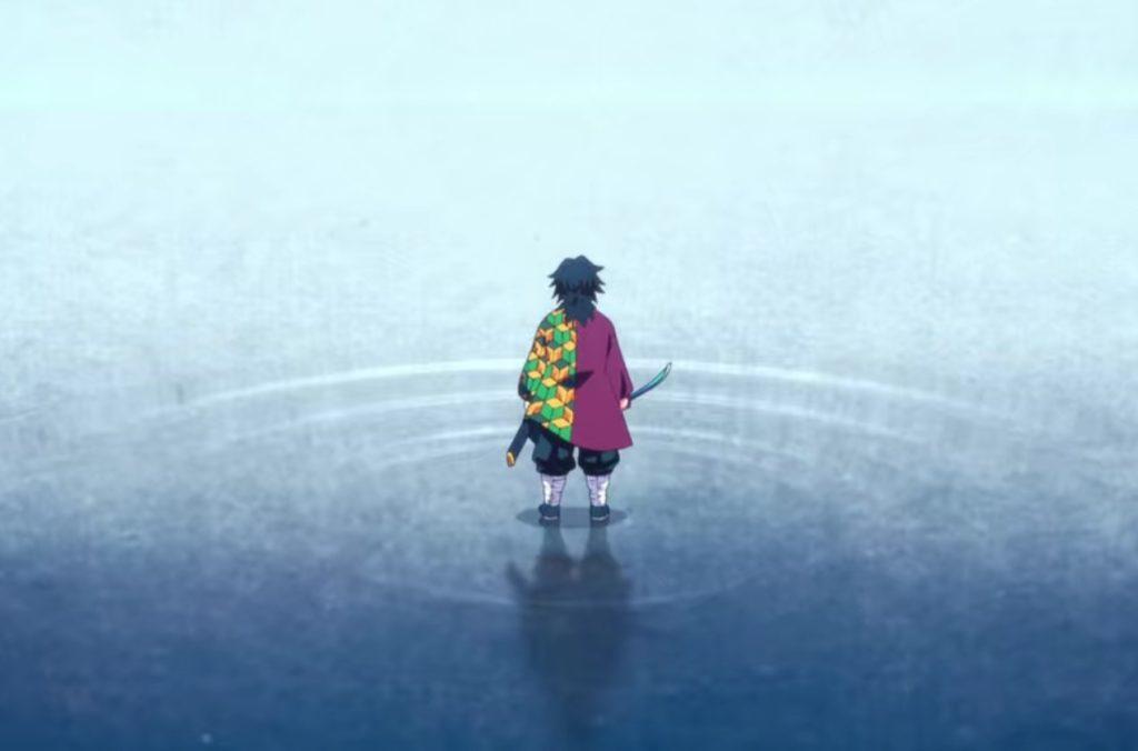 鬼滅の刃の全集中の呼吸・最強の防御技:水の呼吸・拾壱ノ型・凪
