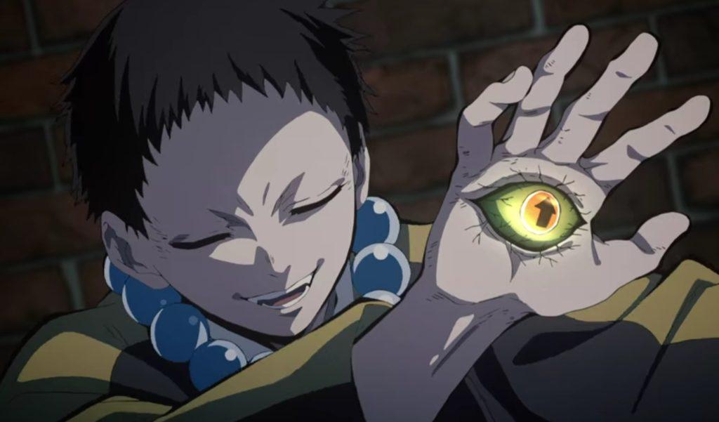 鬼滅の刃で彼氏にしたい「鬼」ランキング第3位:矢琶羽(やはば)