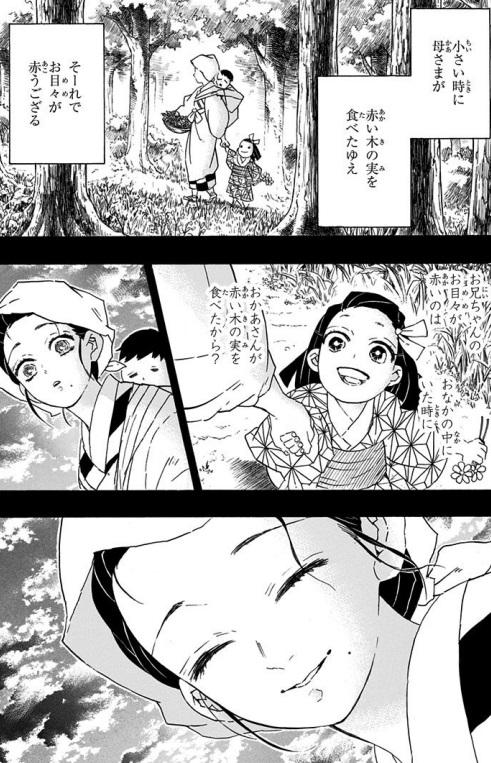 堕姫戦の禰豆子への子守唄