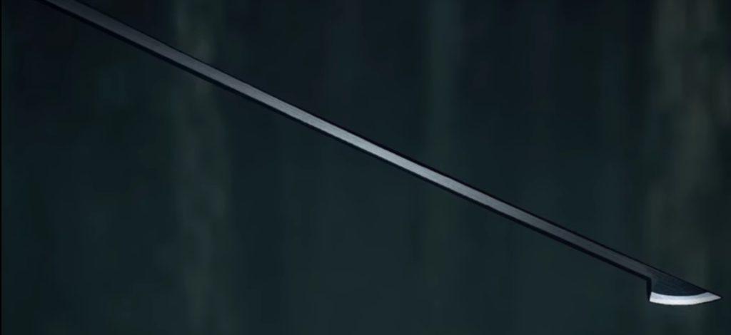 しのぶの日輪刀