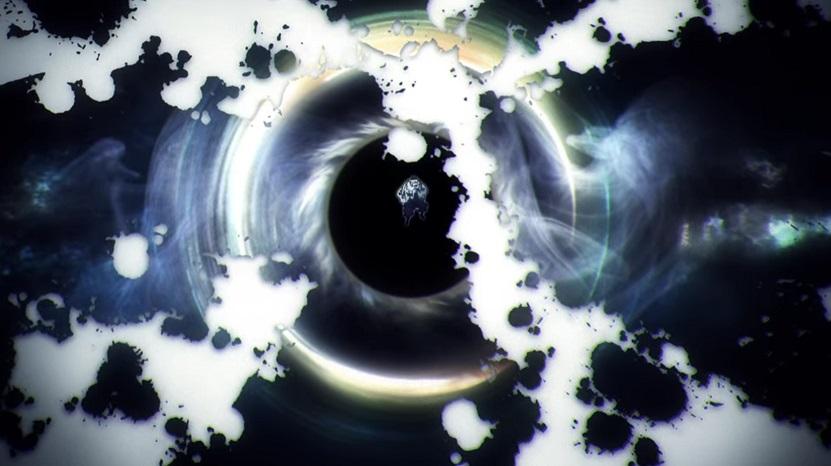 五条悟の領域展開「無量空処(むりょうくうしょ)」のアニメ版