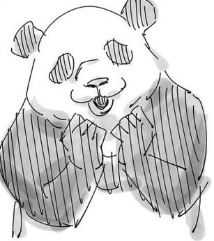パンダの核