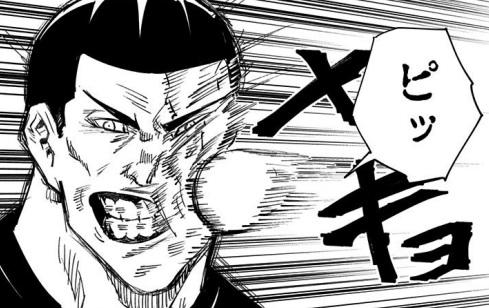 先頭打者・東堂葵が顔面への死球で出塁(ヘルメットをかぶれ)