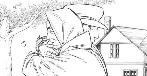 デンジが自然に涙(漫画5巻の第39話)