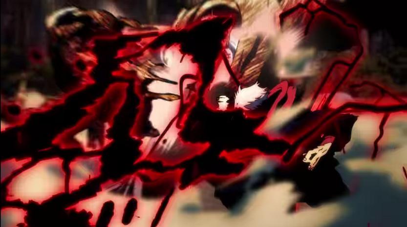 呪術廻戦の黒閃(こくせん)はアニメ第19話でも登場!