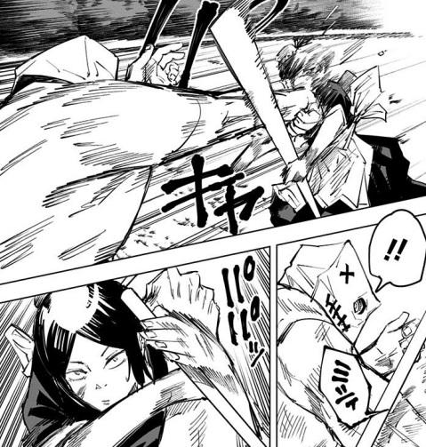 呪術廻戦の黒井美里の実力を解説!実は強い!