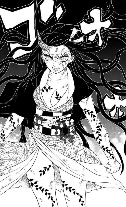 鬼滅の刃のアニメ「遊郭編」の見どころ④禰豆子の覚醒&暴走