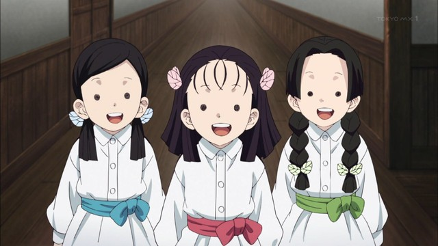 高田なほ、寺内きよ、中原すみの髪飾りはカナエの形見
