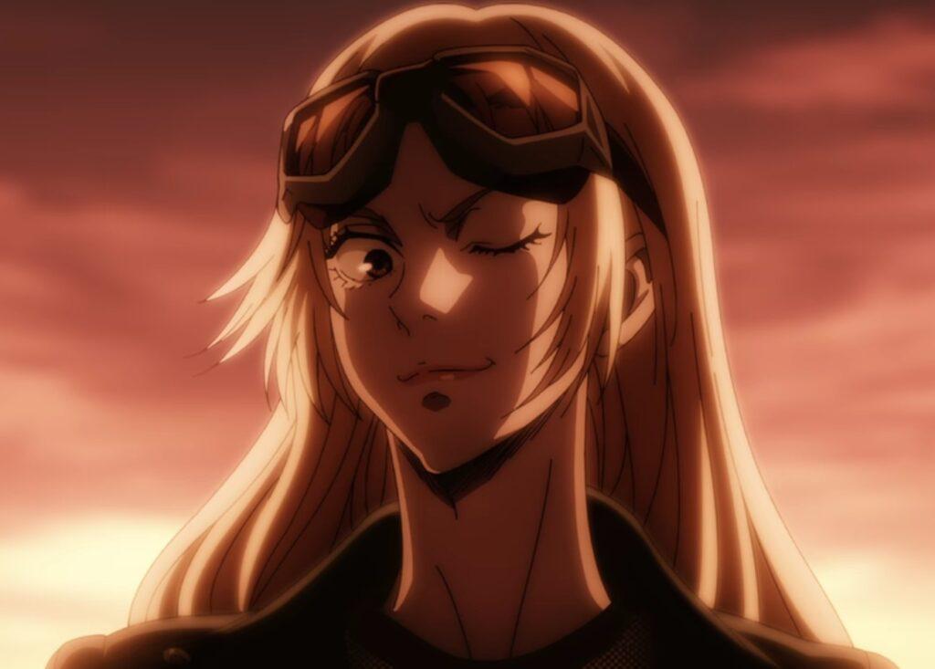 呪術廻戦の九十九由基(つくもゆき)はアニメ版でもかわいい&美人!