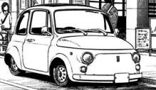 コベニの愛車(コベニカー)