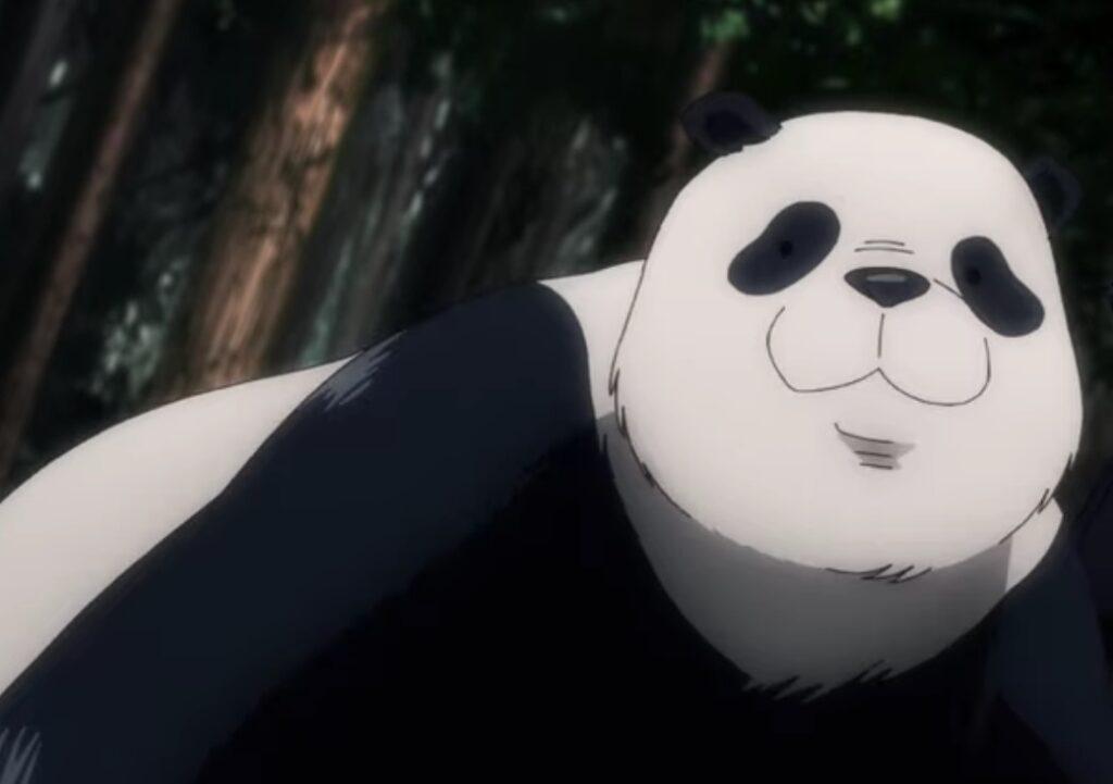 【呪術廻戦】パンダの見た目がかわいい!