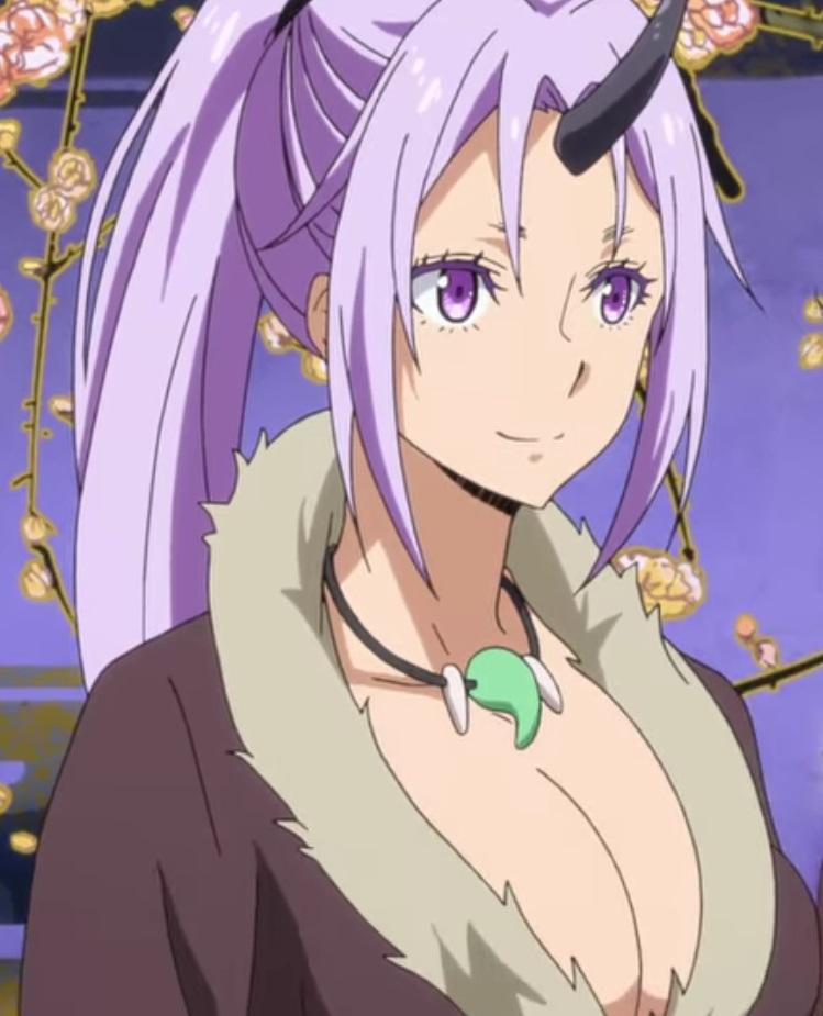転スラのヒロイン&リムルの正妻候補:紫苑(シオン)