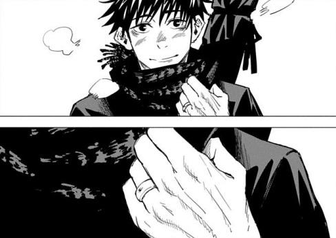 乙骨憂太の左手薬指には祈本里香の指輪