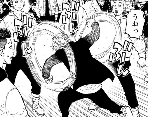 タケミチの強さを戦闘シーン:「血のハロウィン」で奮闘