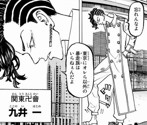 東京リベンジャーズのココの最新情報!関東卍會との関係