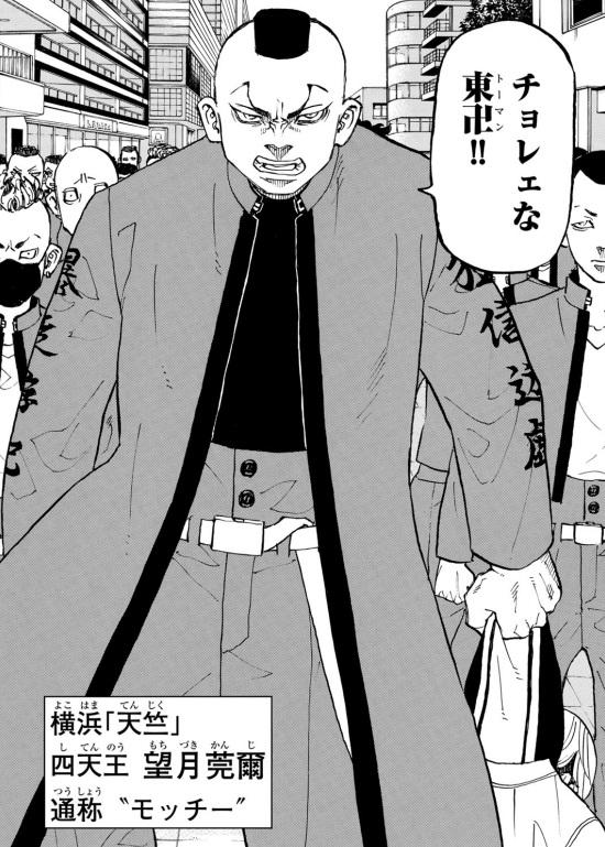 天竺の四天王!