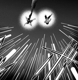 弾バカ発動(4巻の第29話)