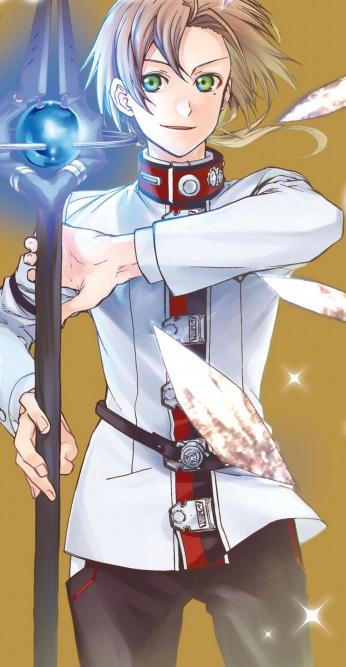 12位:ルーデウス・グレイラット(魔導鎧零式)