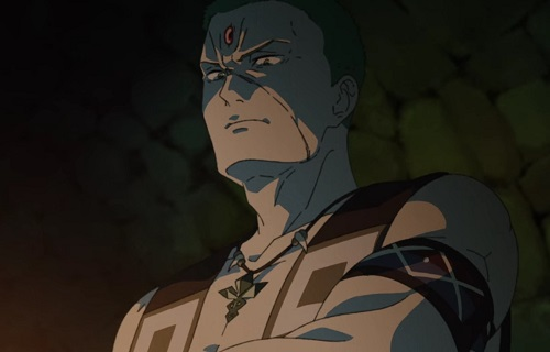 無職転生のアニメ(第2クール)第13話のネタバレ解説:ルイジェルドを迎えに