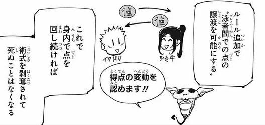【呪術廻戦】158話のネタバレ最新情報!伏黒津美紀を救出するルールを作る!