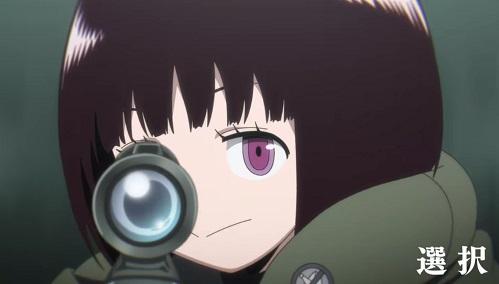 ワールドトリガーのアニメ(第3期)の第2話のネタバレ解説:狙撃の「レーダーサーチ訓練」!