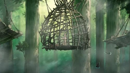 無職転生のアニメ(第2クール)第14話のネタバレ解説:ルーデウスが獣族の村に収監される