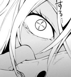 ギレーヌは生まれつき魔眼「魔力眼」持ち!