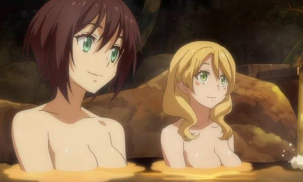 ソーカの入浴シーン