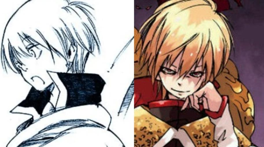 マサユキはルドラと同じ顔