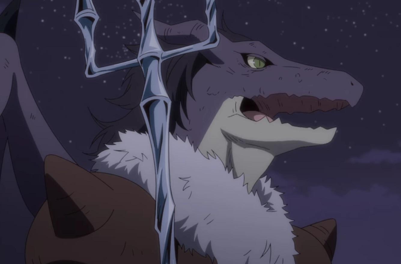 聖魔十二守護王ランキング10位:「天龍王(ドラグロード)」ガビル